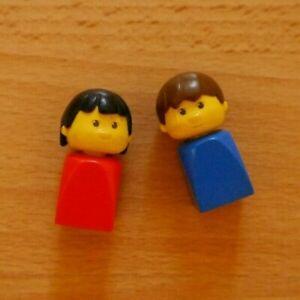 LEGO-Minifiguren-Figur-1981-Basic-Finger-Puppen-Fingerpuppen
