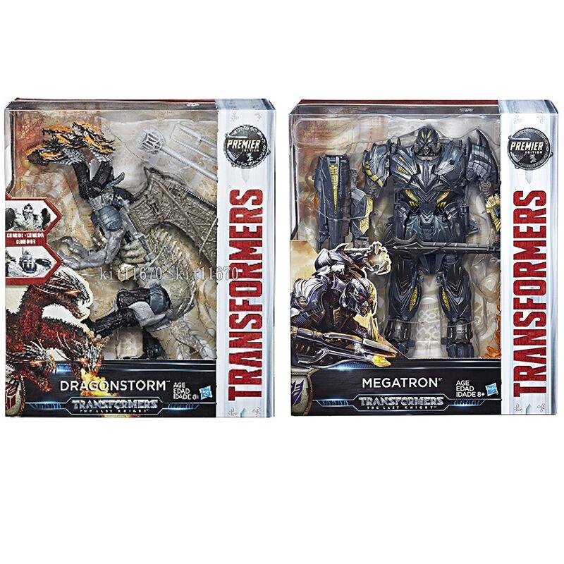 garantía de crédito Transformadores líder Caballero pasado Premier Dragonstorm & Megatron Set In-Hand In-Hand In-Hand  Disfruta de un 50% de descuento.
