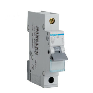 Hager MCB in Various sizes single pole triple pole and RCBO/'s