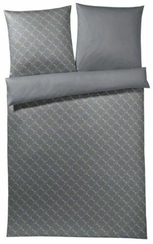 JOOP Mako-Satin Lines Bettwäsche Kissenbezug Farbe Stein Größe 40//80