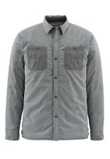 Simms Confluence Reversible Jacket ~ Charcoal NEW ~ Size Medium ~ CLOSEOUT
