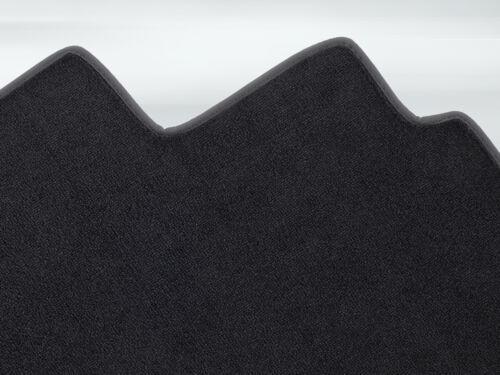 Camaro Handgemacht Velours-Fußmatten Chevrolet Aveo 4 Stück Captiva Set