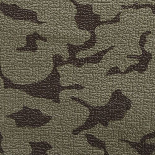"FT Rinker Boat Non Skid Flooring74/"" Camouflage Green"