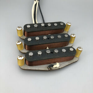 VINTAGE-65-Handwound-Alnico-5-Stratocaster-Chitarra-Pickups-N-M-B-per-Fender