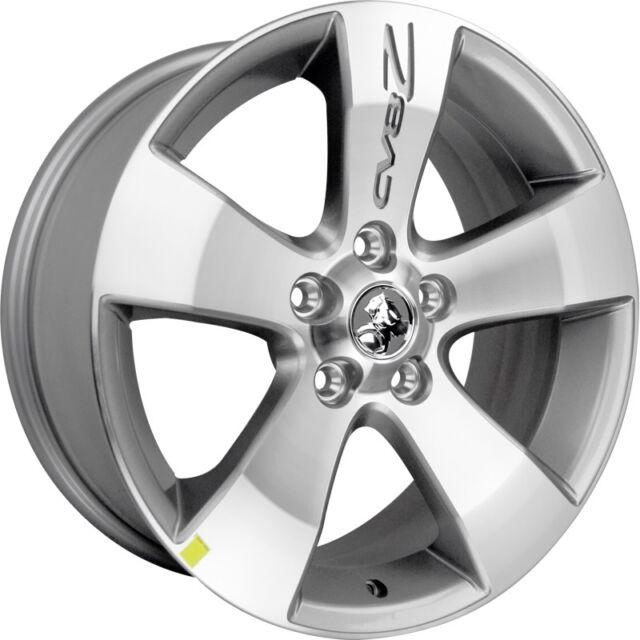 Holden MONARO Genuine Wheels Commodore VY Cv8 18? Series 3 Potenza Tyres