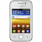 Samsung  Galaxy Y GT-S5360 - Pure White (Ohne Simlock) Smartphone