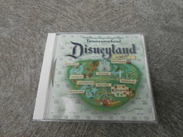 Disneyland Forever Mansion Pirates Cd 1998 For Sale Online Ebay