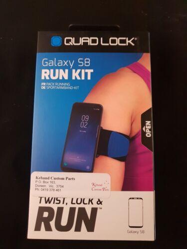 Galaxy S8 Quad Lock Run Kit