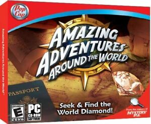 Amazing-Adventures-Around-The-World-PC-Games-Windows-10-8-7-XP-Computer-NEW