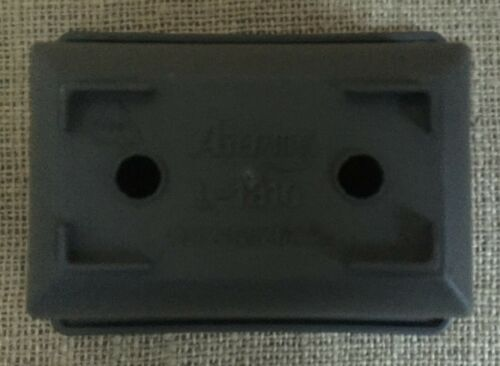 15x11x6cm Rectangular Plastic Bonsai Training Pot With Drainage Holes