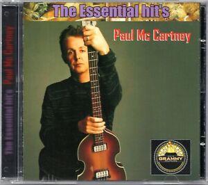 Paul-McCartney-CD-The-Essential-Hits-Brandneu-Versiegelt
