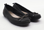 Marks-amp-Spencer-Womens-UK-Size-6-Brown-Leather-Bow-Dolly-Shoes thumbnail 1