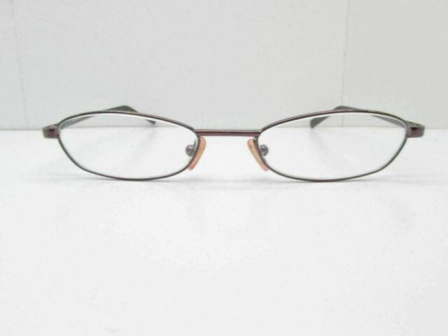 314de53c6cbc Burberry by Safilo B 9000 Eyeglasses Frames 49-18-130 DESIGNER Thin 10990  for sale online | eBay