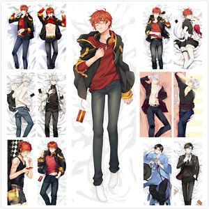 Game Mystic Messenger Dakimakura 707 Luciel Choi Hugging