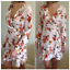 John-Zack-Wrap-Mini-Dress-floral-print thumbnail 2