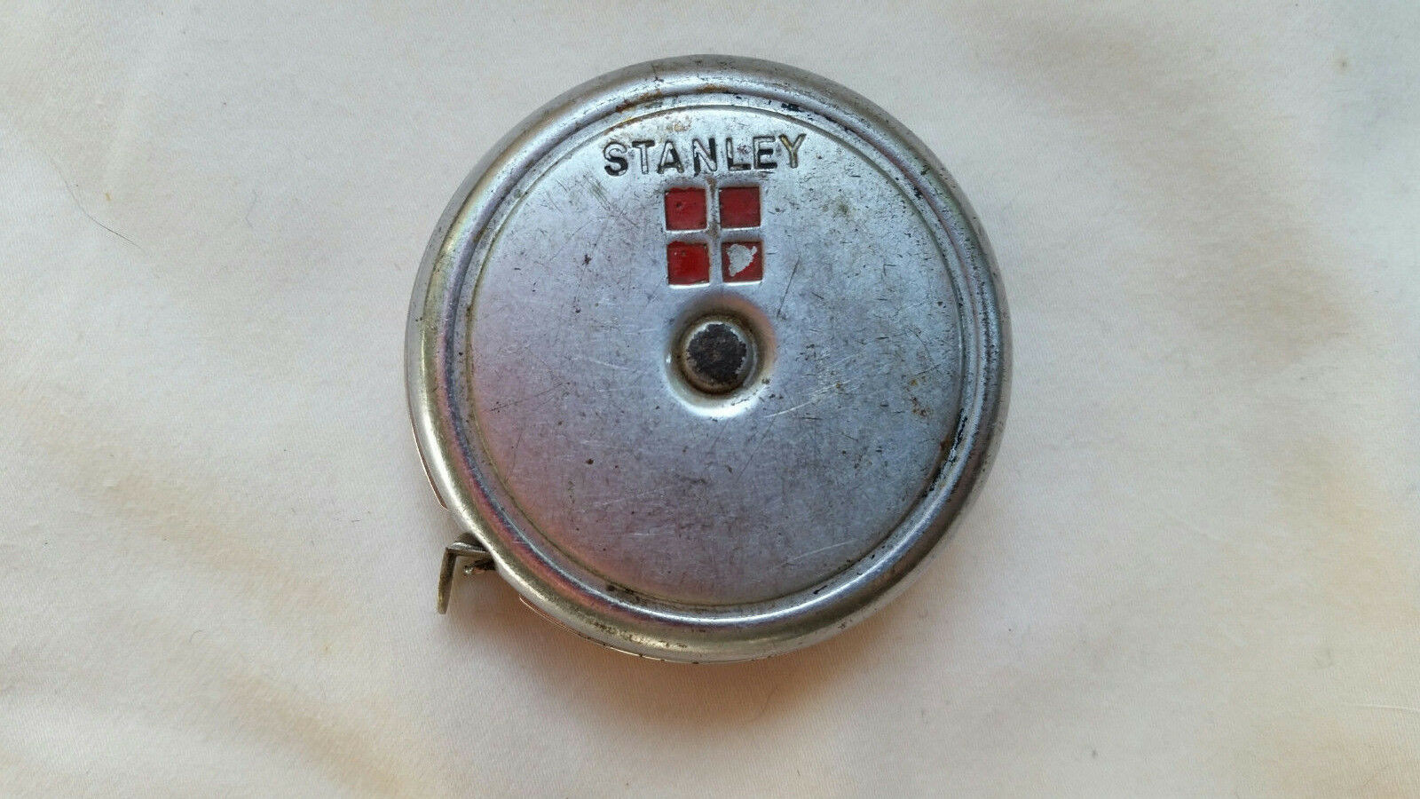 Stanley  Tape Measure No.1166 Satin Chromium Finish  new branded