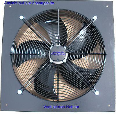 Axial Ventilator / Wandventilator / Lüfter 4680 M³/h Für Lüftung Abluft Kühlung Profitieren Sie Klein