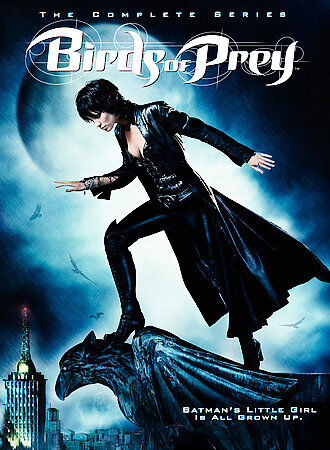 Birds Of Prey - The Complete Series DVD, 2008, 4-Disc Set  - $3.50