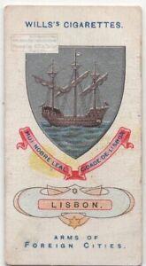 Lisbon-Portugal-Coat-Of-Arms-Lisboa-Iberian-100-Y-O-Ad-Trade-Card