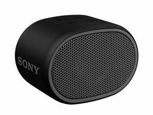 Sony Black Water resistant BRAND NEW SRS-XB01 Portable Bluetooth Speaker