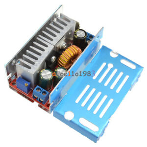dc dc step down  12A 200W Adjustable DC-DC Step Down Converter Buck module 4.5-30V to ...