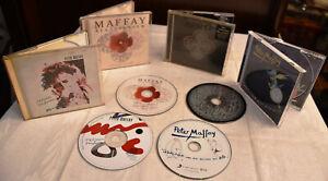 PETER MAFFAY Begegnungen 1&2 - Tabaluga - Freunde & Propheten 4 CD's Sehr GUT!!!