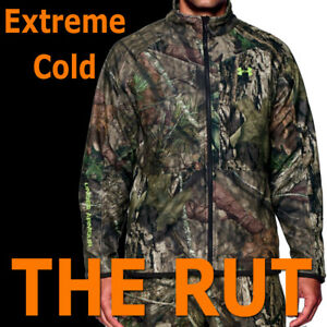 MEN-039-S-UNDER-ARMOUR-UA-INFRARED-034-THE-RUT-034-EXTREME-COLD-JACKET-CAMO-1247869-278