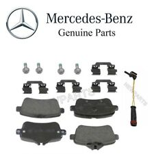 For Mercedes GLE300d ML250 ML350 Pair Set of Front /& Rear Brake Pad Set Mintex
