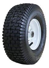 Marathon 13x5.00-6in Pneumatic Air Filled Tire on Wheel 3in Hub 3/4in Bearings