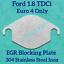 EGR-valve-Blanking-plate-Ford-1-8-TDCi-Connect-Focus-Mondeo-Galaxy-cmax-Euro-4 thumbnail 1