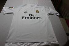 Camiseta Futbol REAL MADRID CF Talla L ADIDAS Jugador 22 ISCO LFP Fly Emirates