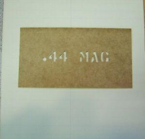.44 MAG Custom Ammo Can Stencil