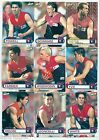 2001 Elite Sports Properties Heroes MELBOURNE 9 Card Team Set !!