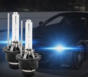 2x D1S HID Xenon Brenner Lampe Leuchte Licht 6000K 35W Scheinwerfer Birne Birnen