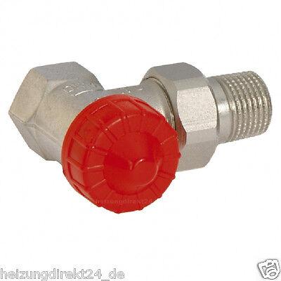 "VIESSMANN Thermostatventil 1/2"" Eckform voreinstellbar"