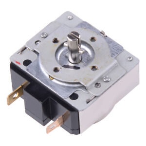Manual Mechanical 125V 15A 15 Minutes Switch Control for Microwave Oven cooker