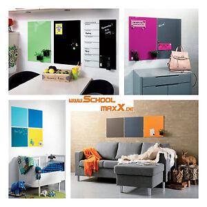 glasboard whiteboard magnetboard glas magnet tafel pinnwand glasboard glasmagnet ebay. Black Bedroom Furniture Sets. Home Design Ideas