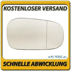 Spiegelglas-fuer-ROVER-400-05-1995-2000-rechts-Beifahrerseite-asphaerisch