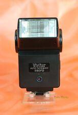 Vivitar Auto Thyristor 550 FD Blitzgerät für Pentax Nikon Olympus 9061407