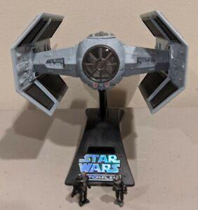 Darth Vader's Tie Advance X1 2015-2017 Micro Machines Star Wars