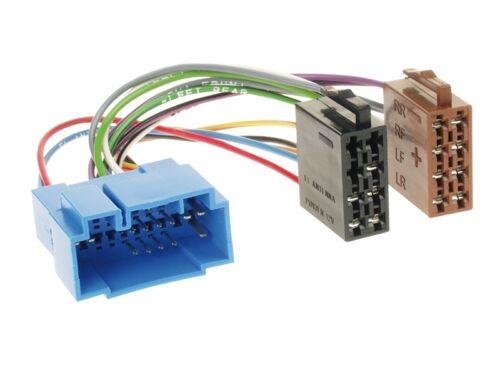 Suzuki Baleno ab 16 2-DIN Autoradio Einbauset Adapter Kabel Radioblende
