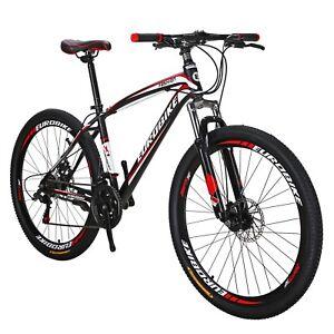 829d2bddbe9 Eurobike X1 Mountain Bike 27.5 inches Wheels 21 Speed Complete ...