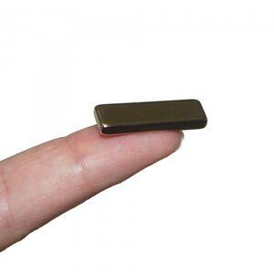 1 bis 100 Neodym Quader Magnete 40x10x10 mm große starke Quadermagnete