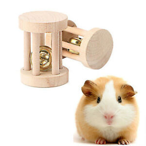 1PC-Natural-Wood-Chew-Toys-Bell-Roller-Dumbells-For-Pet-Rabbits-Hamsters-Rat-FB