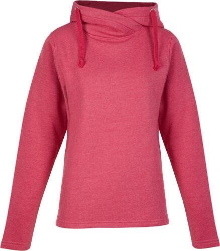 Damen Kapuzenpullover Heather Hoody Sweatshirt Sweater