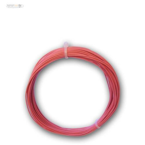 Kupferlitze Leitung LiYv 0,24€//m 10m flexible Litze 0,25mm² Schaltlitze Kabel