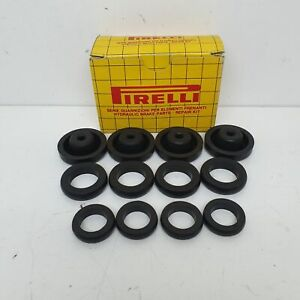 Gaskets Series Pads Front - Rear Iveco Om 40 - 50 Pirelli 5579/1c