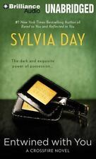 Crossfire: Entwined with You 3 by Sylvia Day (2014, MP3 CD, Unabridged)