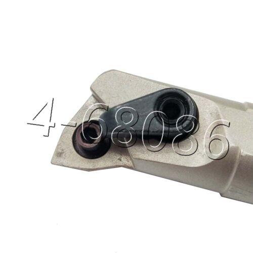 "S20R-MWLNR08 Inch inner bore lathe turning Boring Bar 3//4/"" MWLNR08 for WNMG08040"