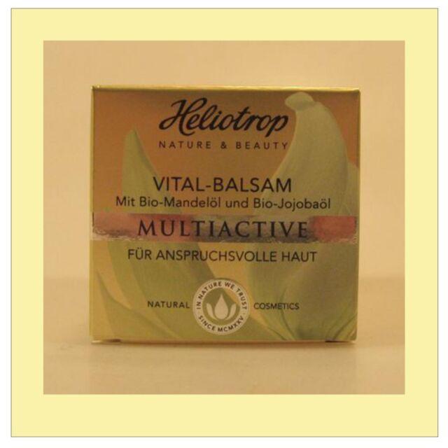 (78,30/100ml) Heliotrop Multiactive Vital Balsam 30 ml